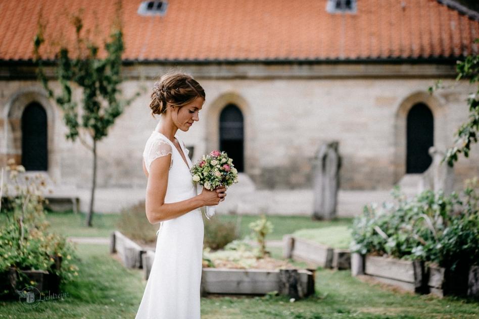 Braut in Braunschweig