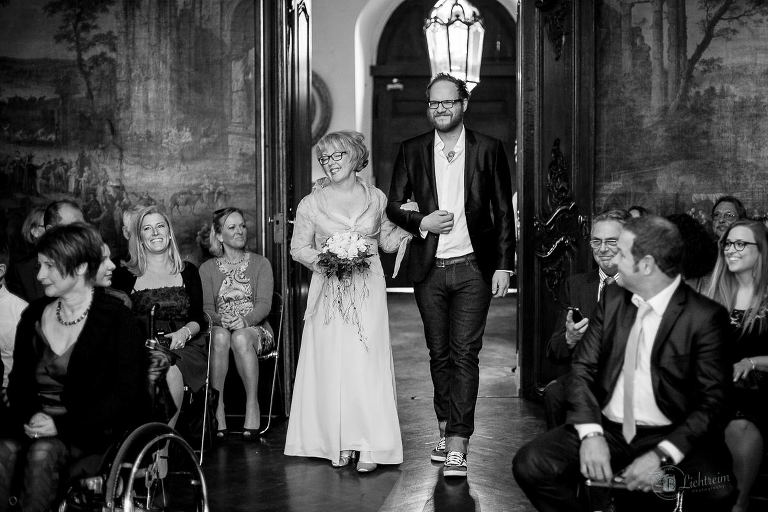 Einmarsch der Braut