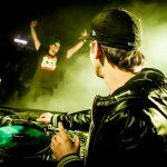 Dirty Dogs Live Konzert-Fotografie