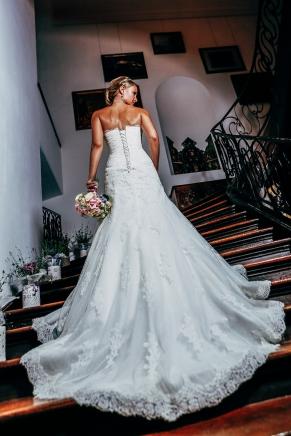Braut Schloss Miel