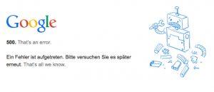 google+down