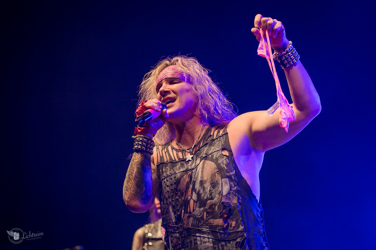 Steel Panther Live Fotos