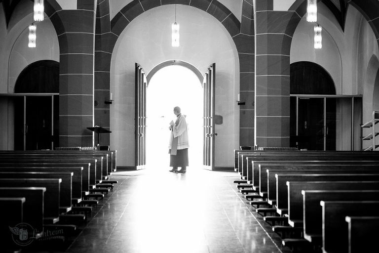 Hochzeitsbild Kirch