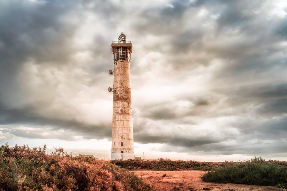 Leuchtturm Fuerteventura Fotograf
