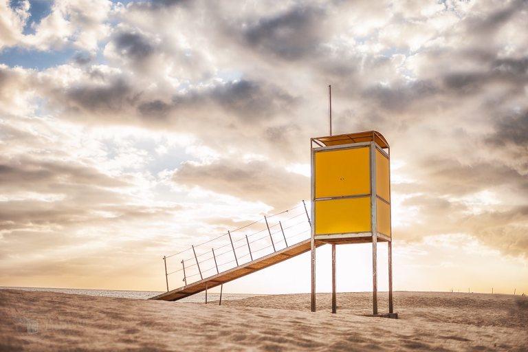 Life Guard Stand Fuerteventura