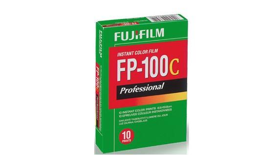 Fuji Film Poster