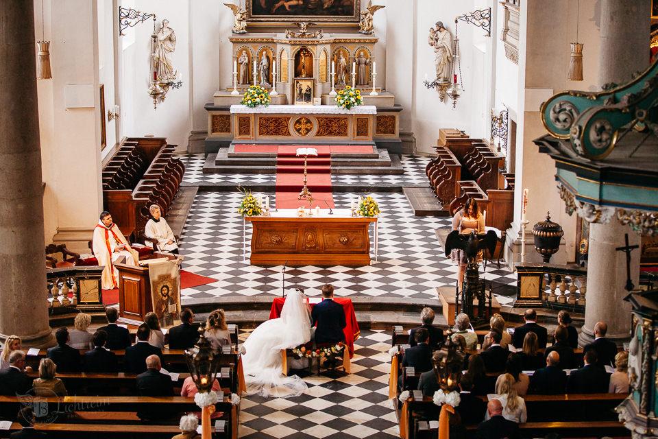 Hochzeitsbilder Max Kirche Düsseldorf