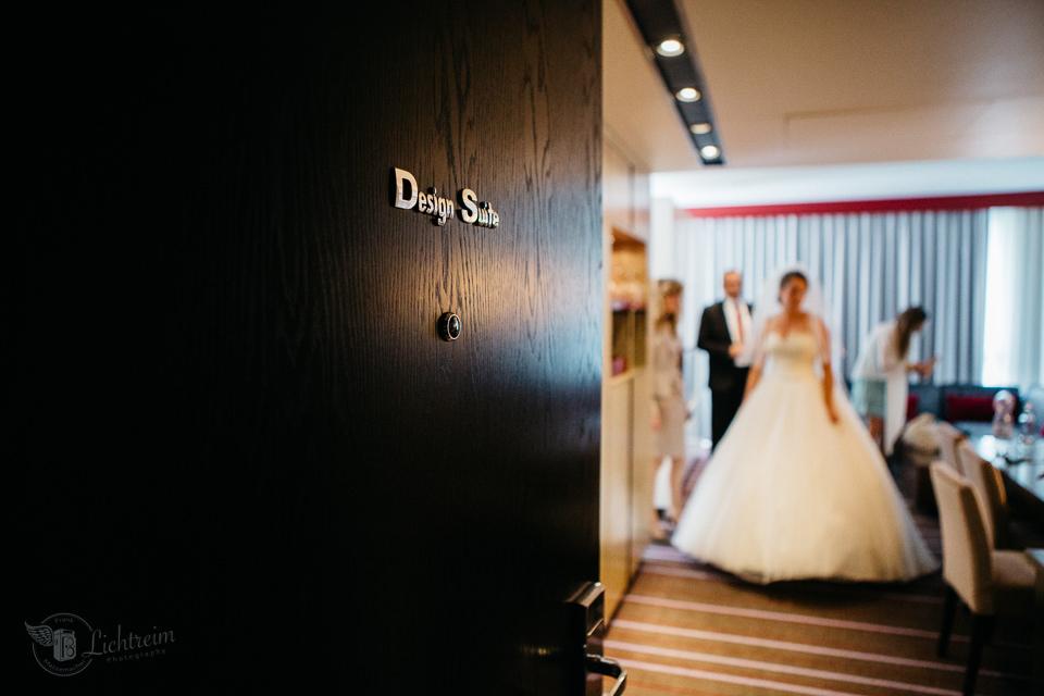Hochzeitsbilder Getting Ready Düsseldorf