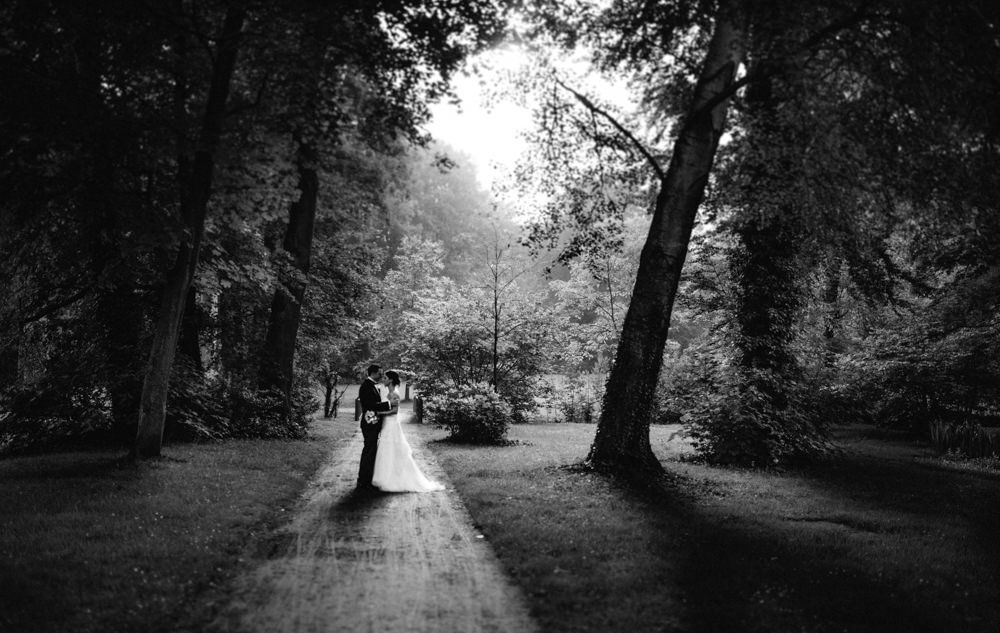 Hochzeitsfotograf Düsseldorf - Ratingen - Paarshooting Park