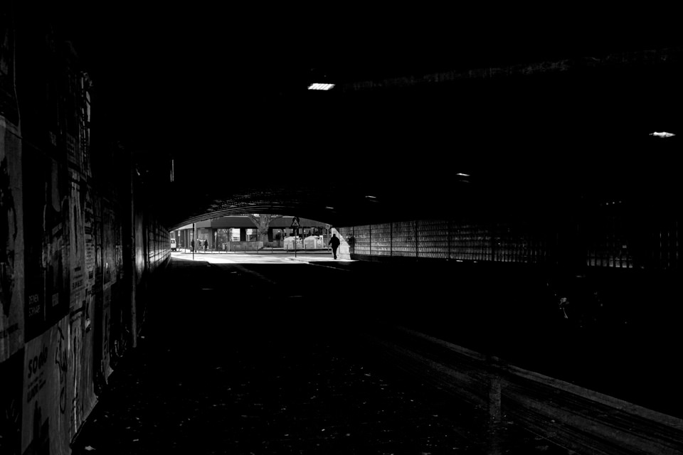 Köln Tunnel Bahnhof