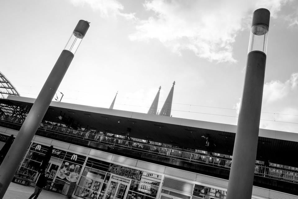Kölner Dom Türme