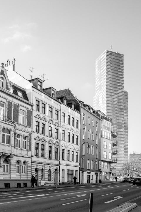 Köln Turm Mediapark