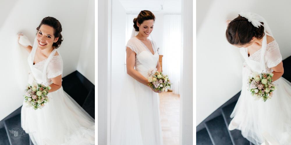 Düsseldorf - Getting Ready - Hochzeitsbilder