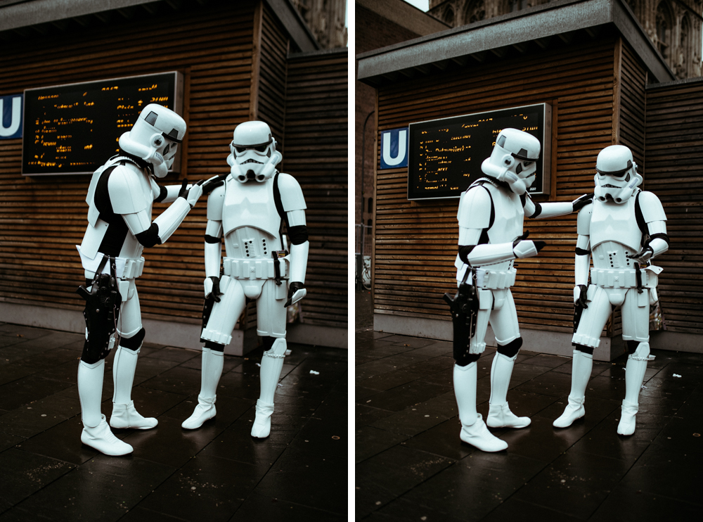 Star wars stormtrooper fotografie