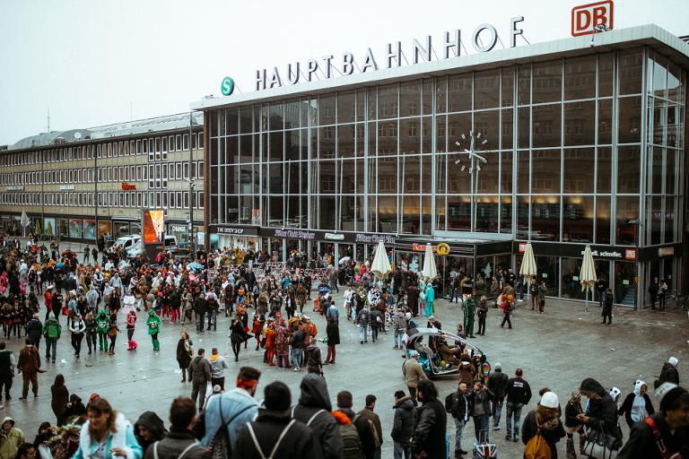 Fotograf Köln Karneval
