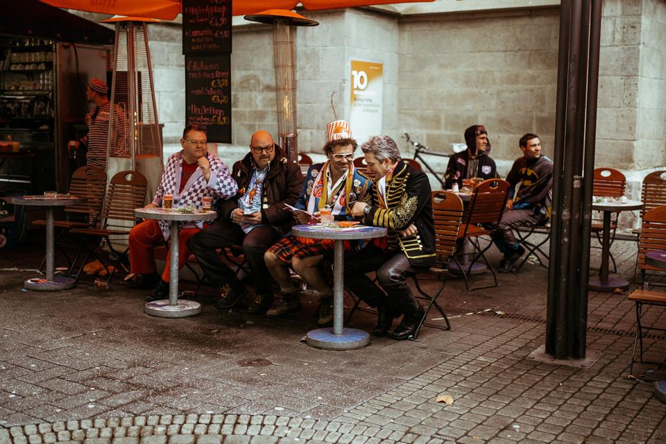 Fotograf Köln Weiberfastnacht