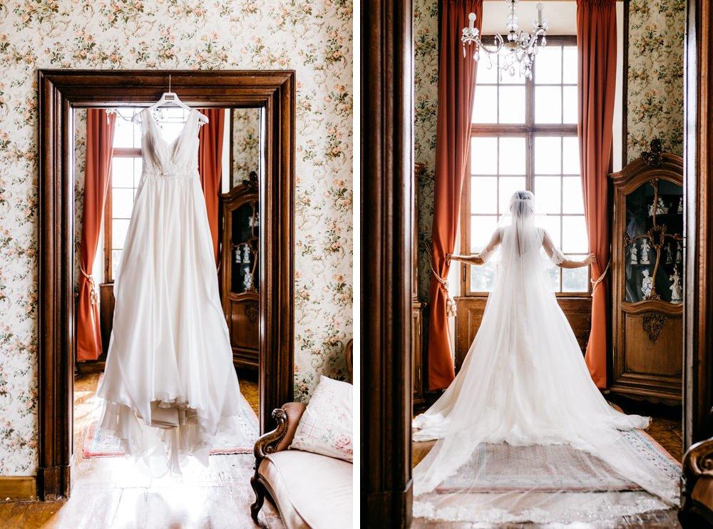 Hochzeit auf Schloss Miel