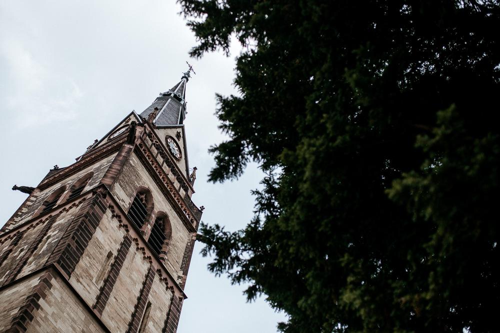 Hochzeitsfotograf Köln Kirche