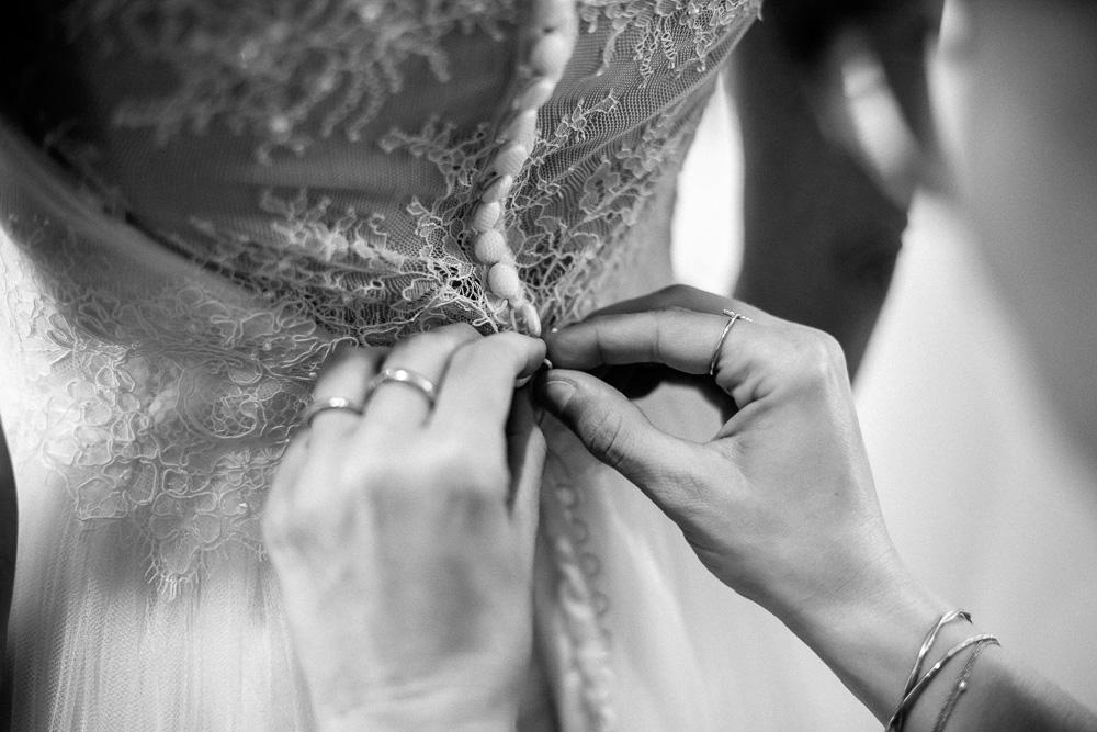 Hochzeitsfotograf Getting Ready