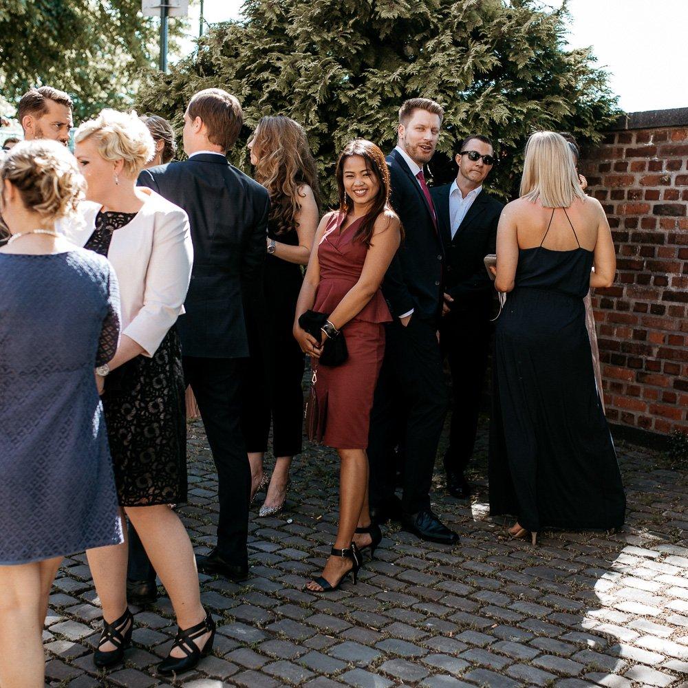 Hochzeitsfotograf Düsseldorf - Kaiserswerth