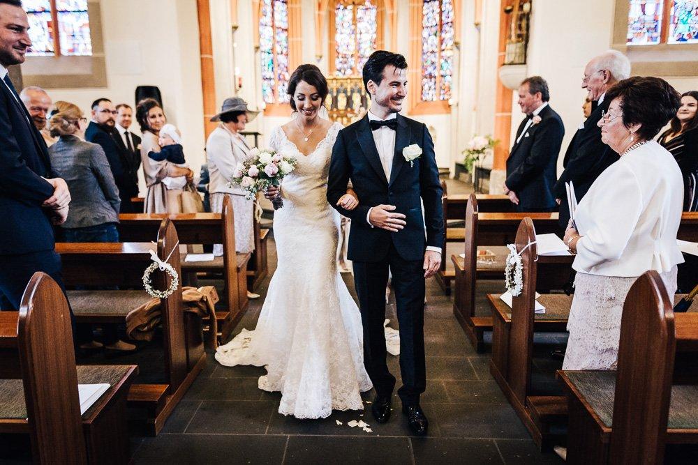Hochzeit Andernach Kirche