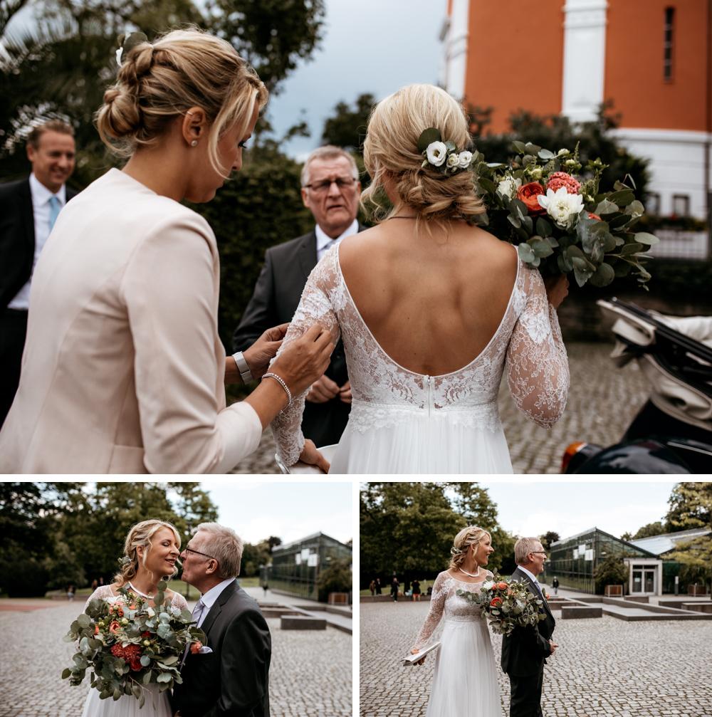 Hochzeitsfotograf Wuppertal - Getting Ready Düsseldorf