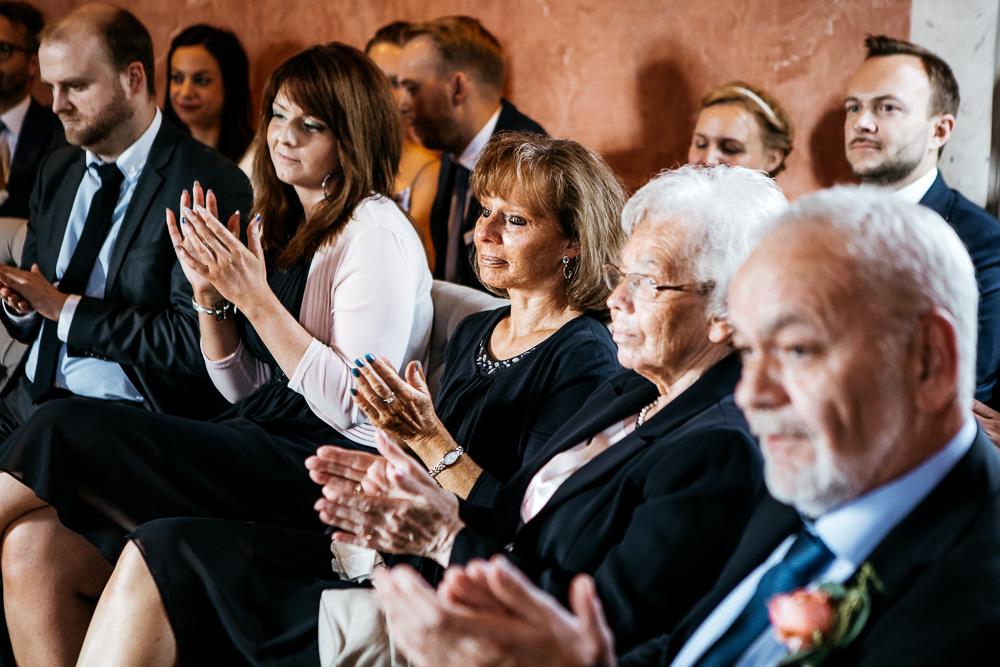 Hochzeitsfotograf Wuppertal - Trauung Elisenturm