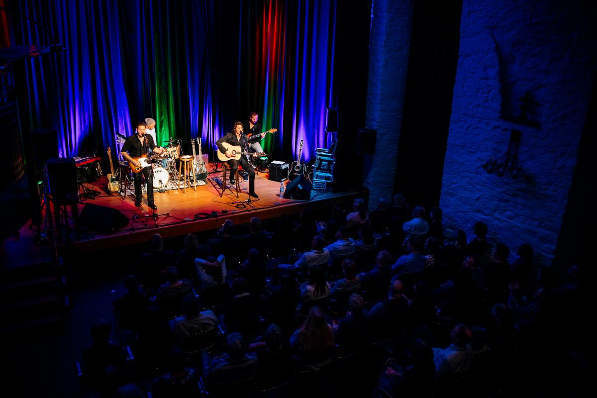 Live Fotos Kulturkirche Remscheid