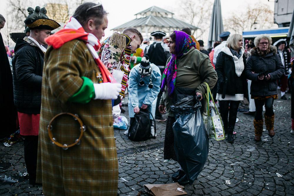 Hochzeitsfotograf im Kölner Karneval