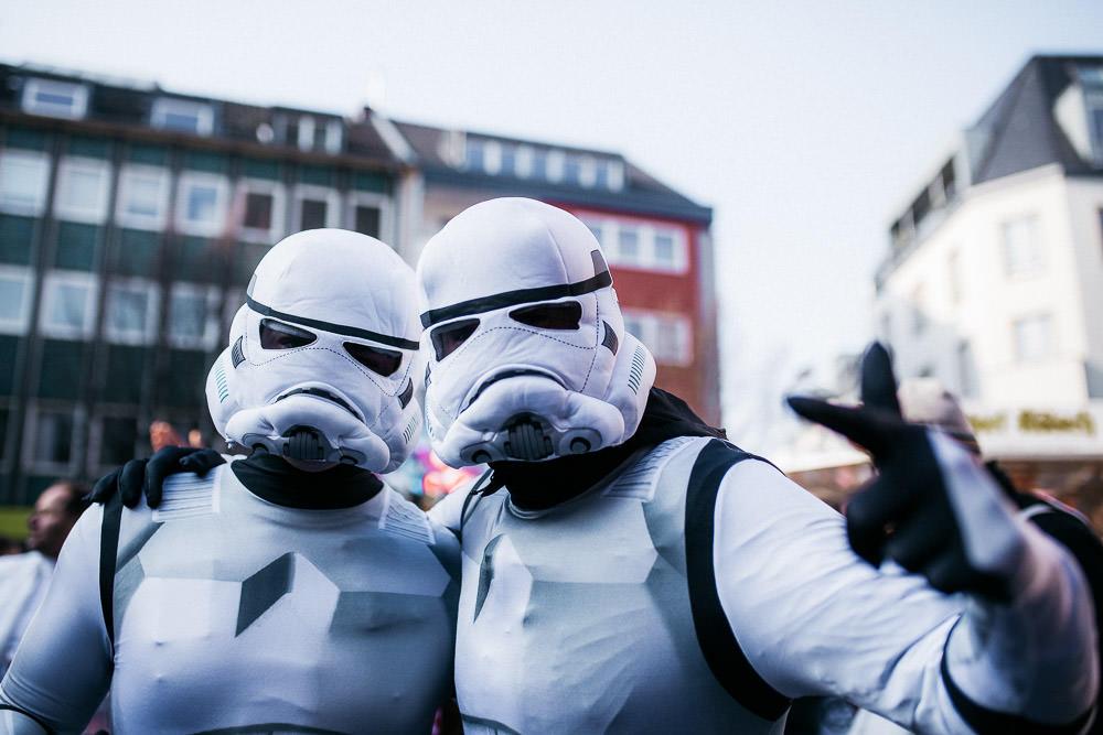 Fotograf Karneval Köln Severinstrasse