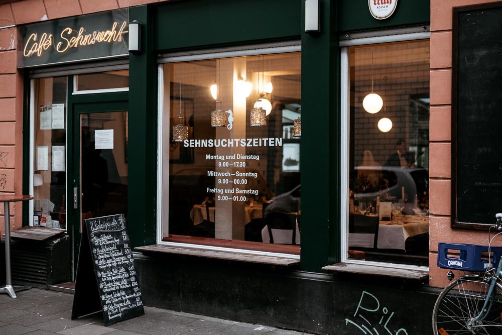 Hochzeitsfotograf Köln Cafe Sehnsucht