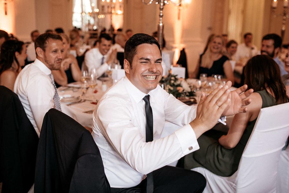Hochzeitsparty La Redoute