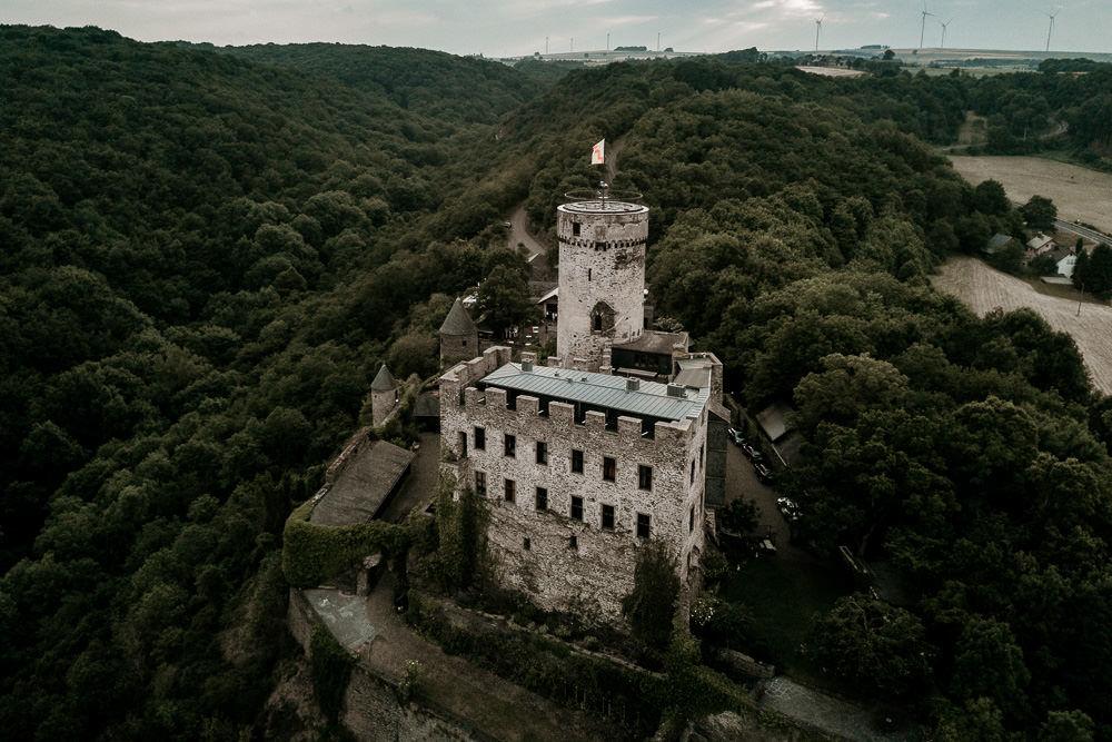 Hochzeitsfotograf Koblenz - Burg Pyrmont