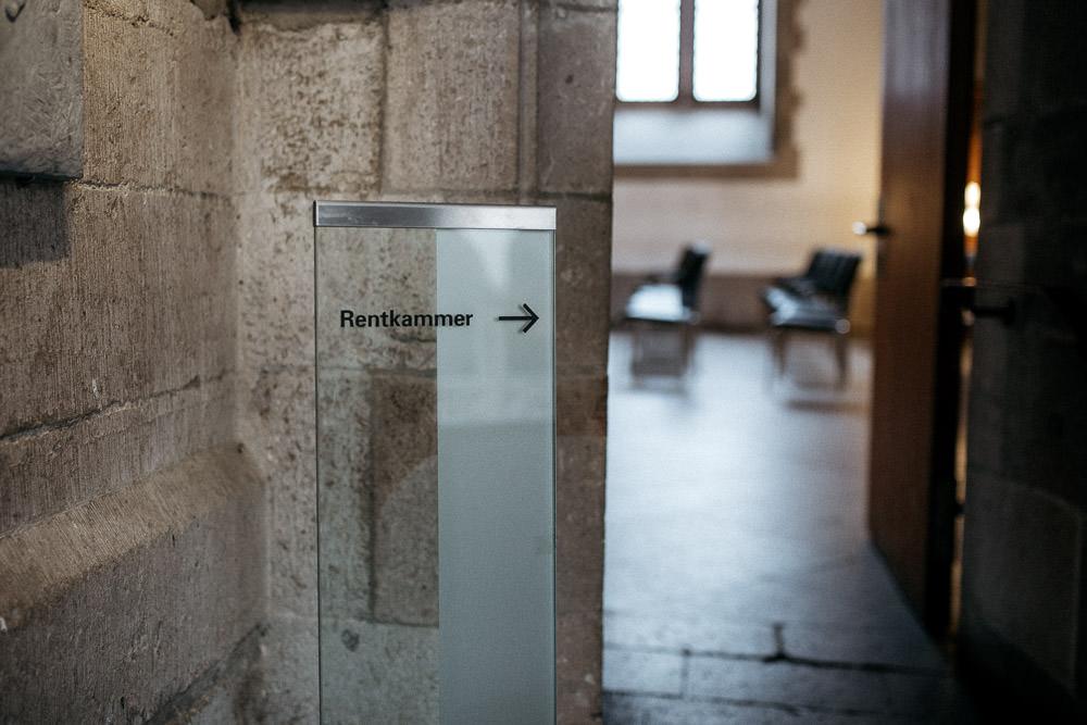 Trauung Rentkammer Köln