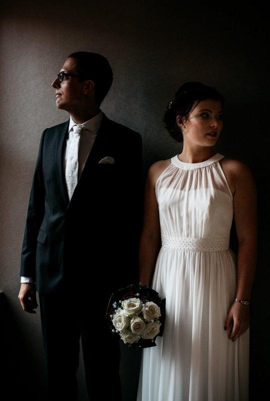Brautpaar im Hyatt Köln