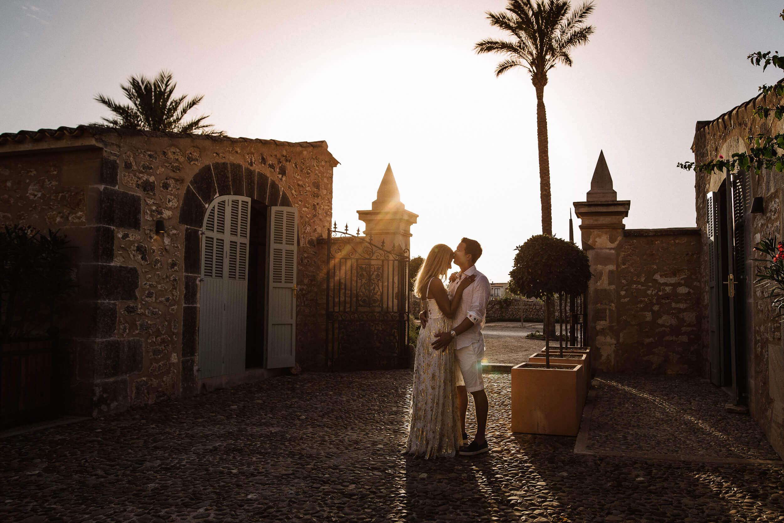 Hochzeitsfoto Mallorca