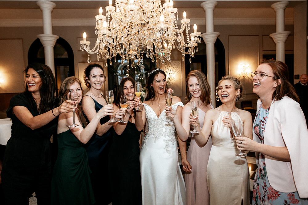 Hochzeitsparty Kastel Bloemedal Vaals