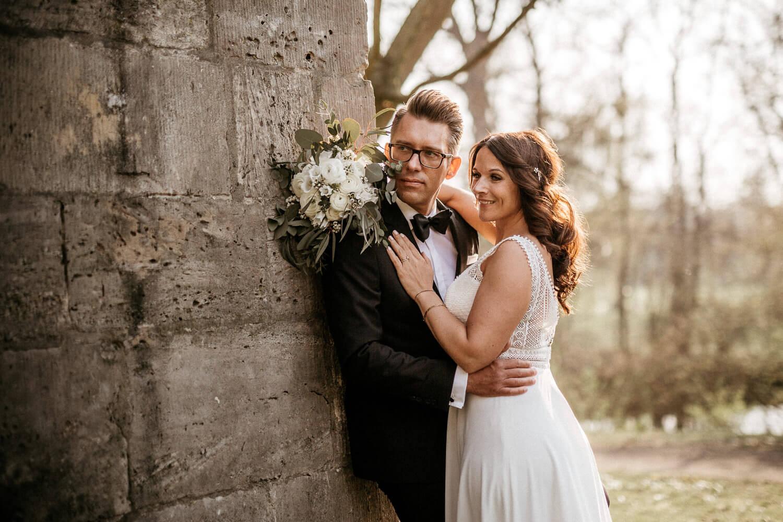 Kirchlische Hochzeit in Braunschweig - Hochzeitsfotograf
